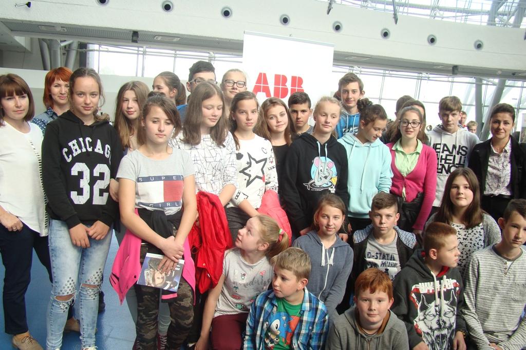 Siódmoklasiści na Festiwalu Nauki w Jasionce
