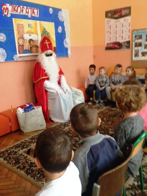 Święty Mikołaj w Werchracie