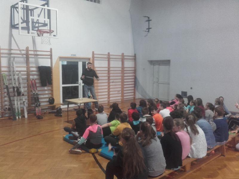 Młodzież na nartach – Akcja BEZPIECZNY STOK