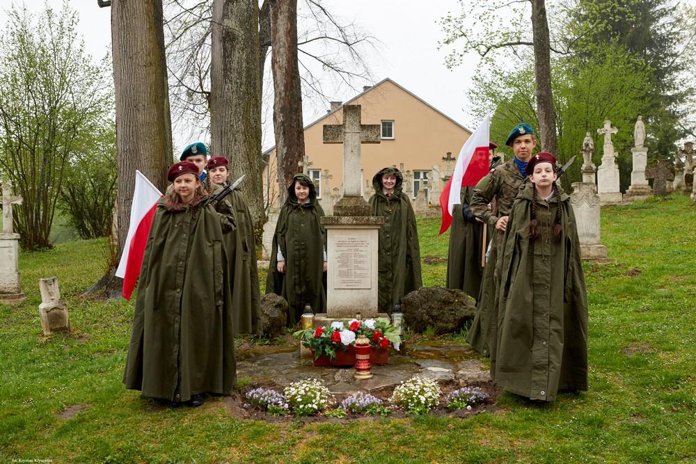 Uroczystości w Radrużu-28.04.2019 r.
