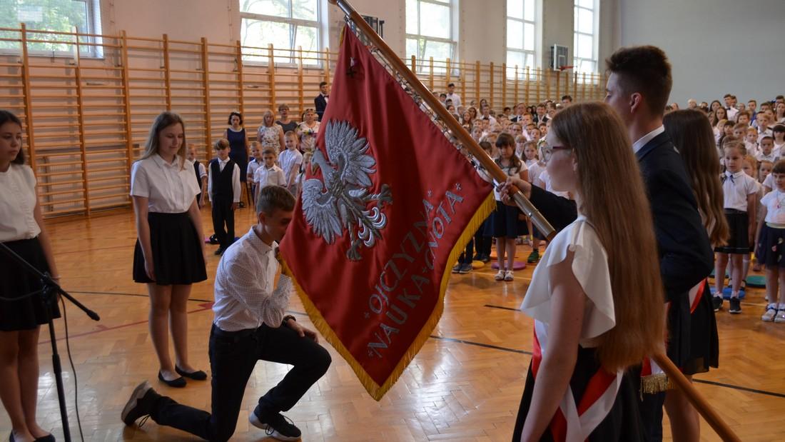 Uroczystość zakończenia roku szkolnego 2018/2019