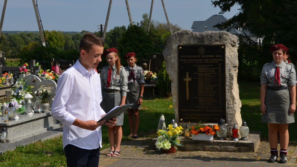 Apel upamiętniający ofiary II Wojny Światowej