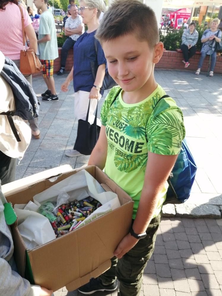 """,,Piknik Ekologiczny"""" w Lubaczowie 2019"""